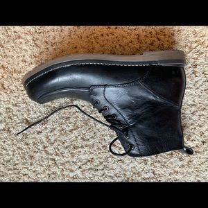 J75 Shoes - Rake Black Boot